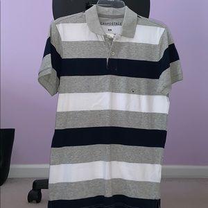 New w tags polo shirt